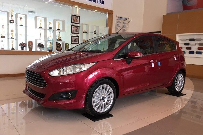 Fiesta 5 cửa 1.0L AT Sport+ full