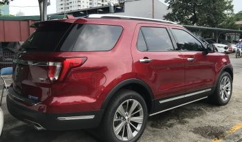 Ford Explorer Limited full