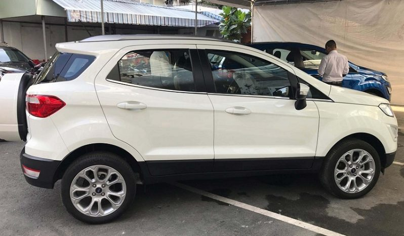 Ford EcoSport Titanium 1.5L AT full