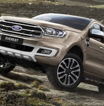 Ford Everest Titanium 2.0L Bi-Turbo