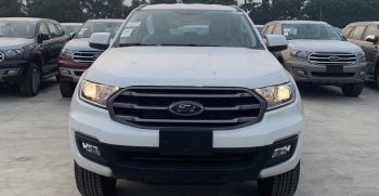 Ford Everest Ambiente mới