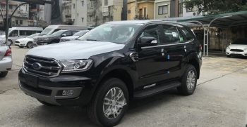 Ford Everest Trend 2.0L 4x2 AT màu đen