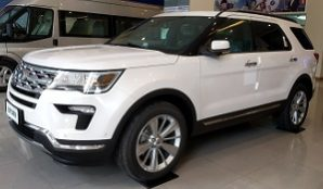 Ford Explorer fordthanglong