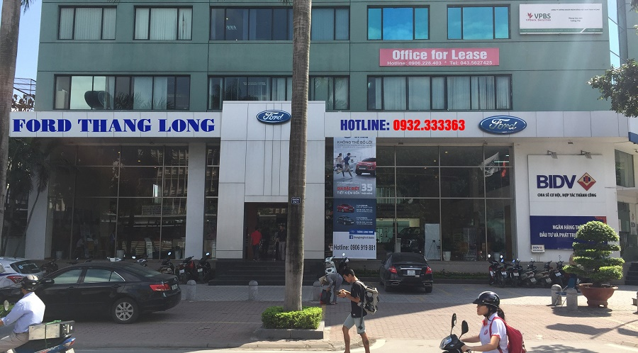Ford Thang Long