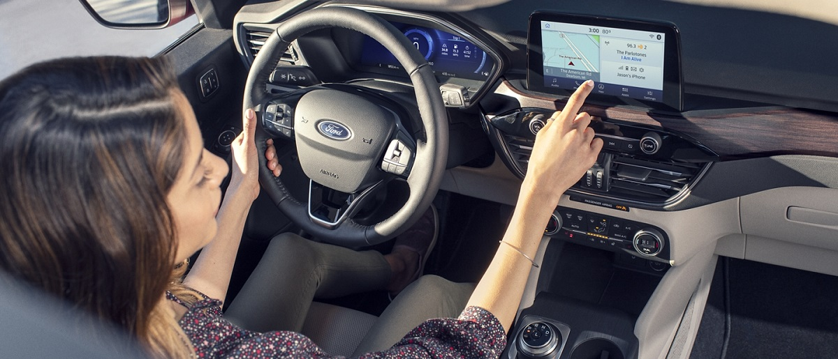 Hệ thống SYNC 3 Của Ford EScape