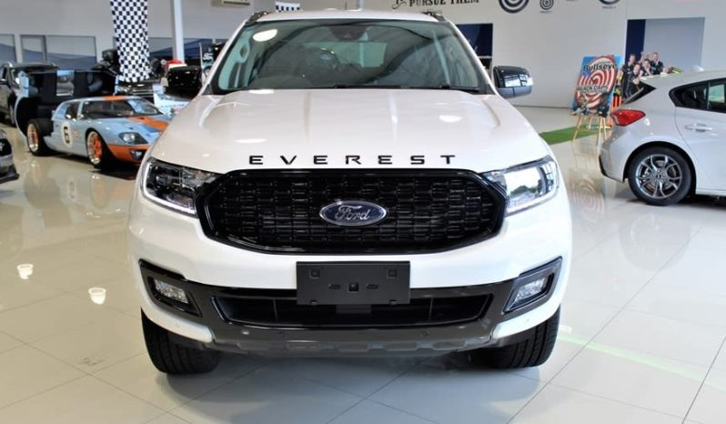 Ford Everest Sport 2.0L 4WD Bi-Turbo full