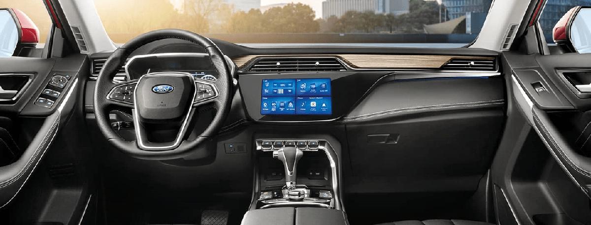 Công nghệ thông minh của ford Territory 2021 hỗ trợ người lái