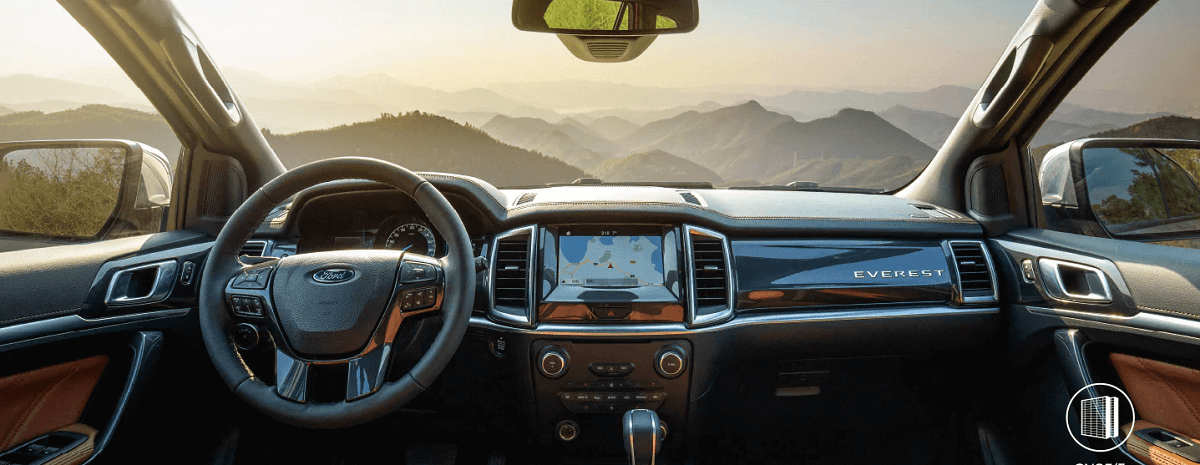xeNội Thất ford Everest 4wd Sport 2021