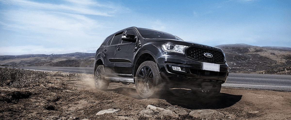 xe ford everest 4wd sport 2021